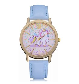 Horloge Unicorn  Blue 7186