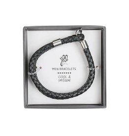 Armband Prince Charming - Grey