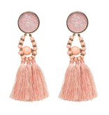 Oorbellen  Stand Out - Pink