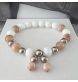 Sazou Jewels Armband Natural Stones SZ8412