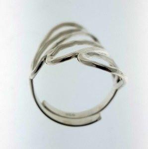 Ring Zilveren Lussen - 925 Sterling Zilver