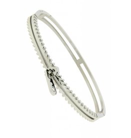 Armband Zipper Stainless Steel