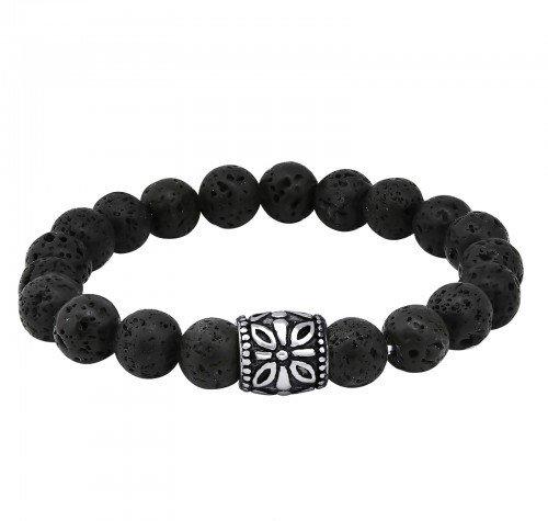 Sazou Jewels Armband Lava