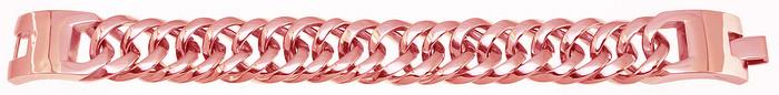"B & L Armband ""San Jose"" - Rose - Stainless Steel 316L"