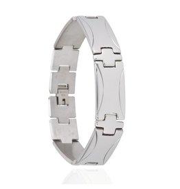Edelstalen Armband - Wave - 20 cm