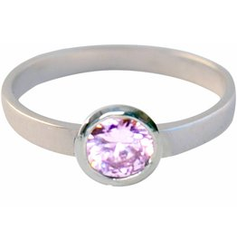 KIDZ CHARMIN*S ROUND DIAMOND PINK KR03