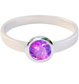 KIDZ CHARMIN*S ROUND DIAMOND PURPLE KR02