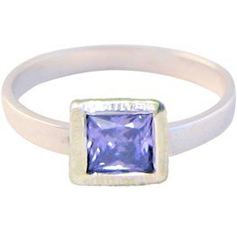 KIDZ CHARMIN*S CUBIC DIAMOND WHITE PURPLE KR26