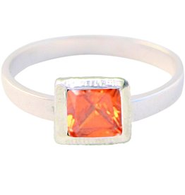 KIDZ CHARMIN*S CUBIC DIAMOND LIGHT RED KR28