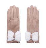 Dames Handschoenen Sheep Fur