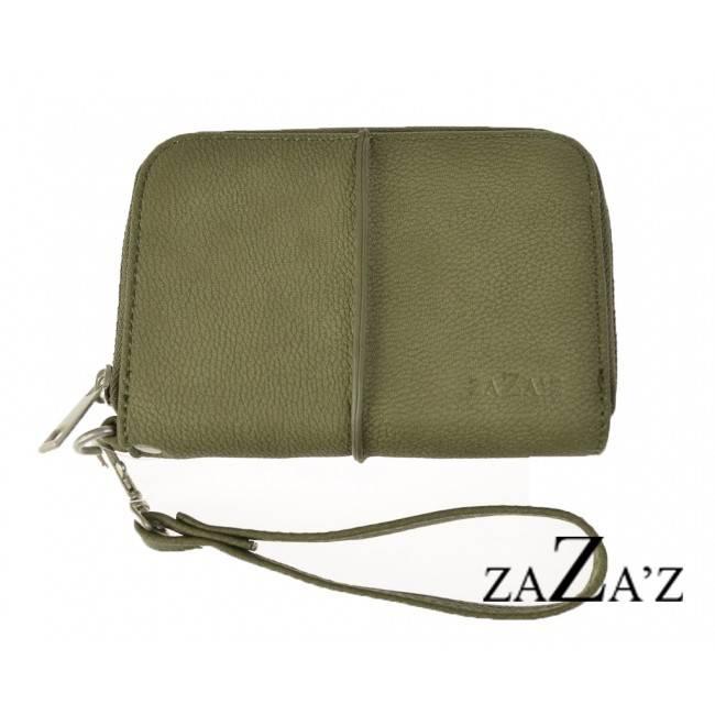 Zaza'z Portemonnee Green