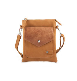 Heup,- Cross BodyBag Camel 2