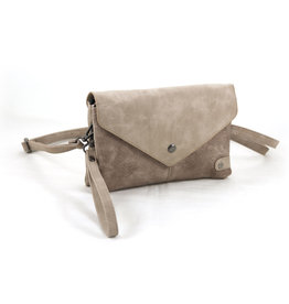 Heup,- Cross BodyBag, Clutch Mud
