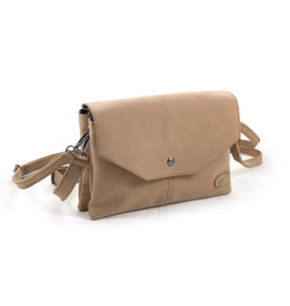 Heup,- Cross BodyBag  Camel