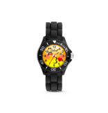 Colori Kinderhorloge 30MM Happy Smile 5ATM Black