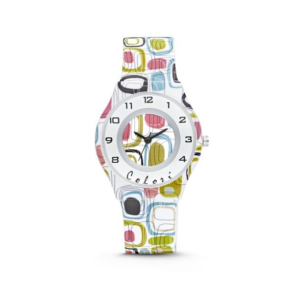 Colori Horloge 34MM Funtime Fantasy 3ATM
