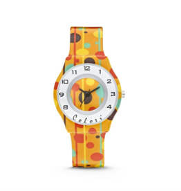 Colori Horloge  34MM FunTime Dots