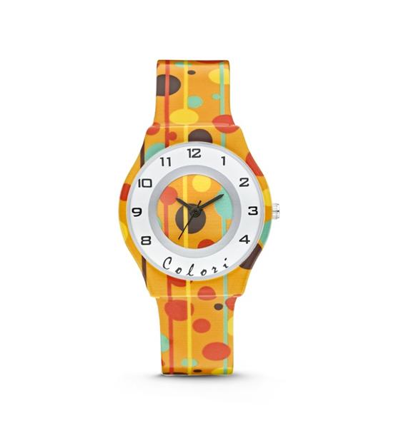 Colori Horloge  34MM FunTime Dots 3ATM