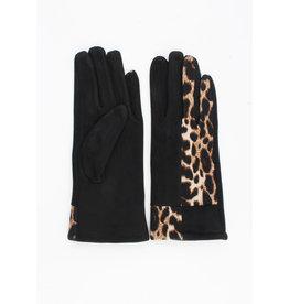 Dames Handschoenen Leopard Lady