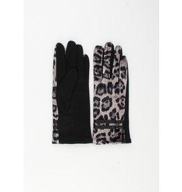 Dames Handschoenen Leopard Lady 2