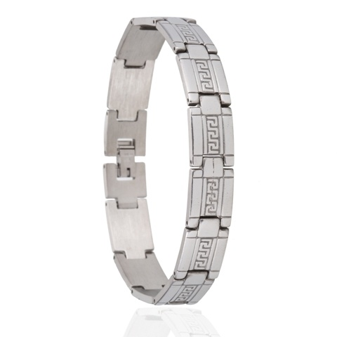 Armband Greece - Stainless Steel - 21 cm