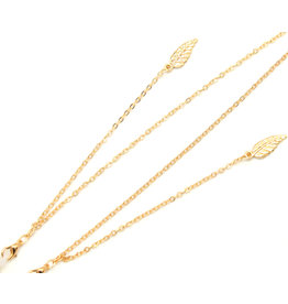 Zonnebril koord  Golden Feather