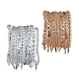 Sweet 7 Armbanden Sets - Keuze uit 2 kleuren
