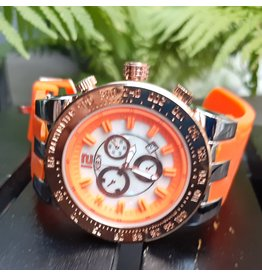 KEK Horloge Oranje