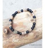 """Armband Bali uit de collectie """"Back To Nature""""  van Sazou Jewels"""