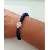 A-Zone Armband Dark Blue