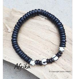 Armband Afrika