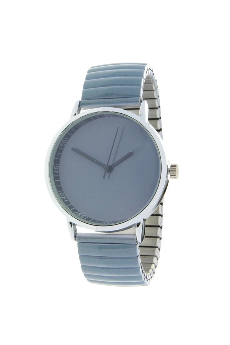 Ernest Horloge Fancy Plain -Jeans Blue