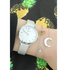 Ernest Horloge Cindy Mini Silver