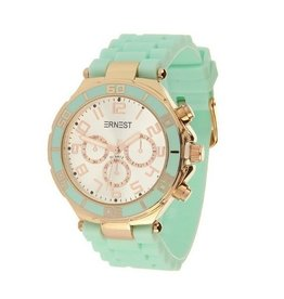 Ernest Horloge Rose Case Mint