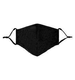 Mondkapje - zwart