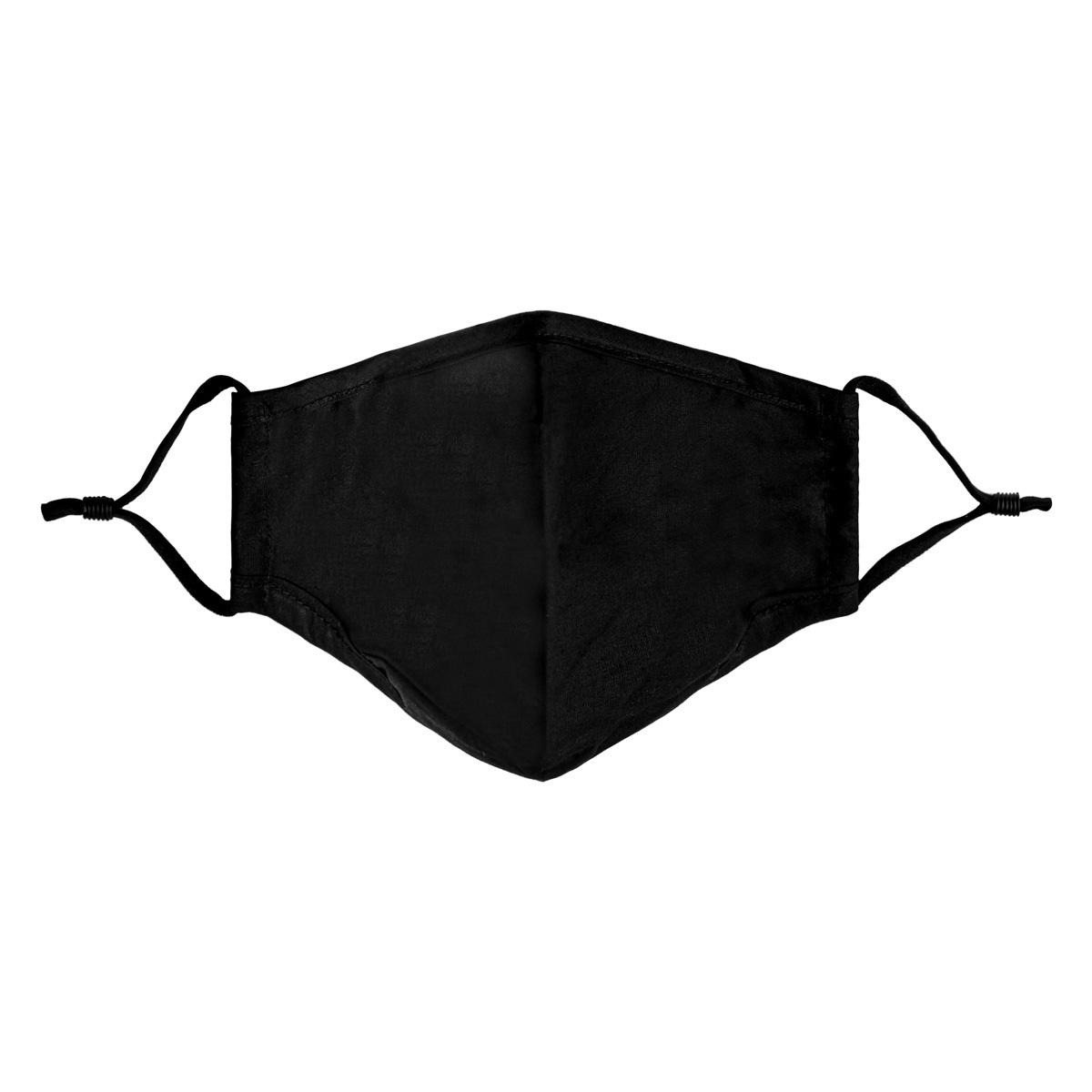 Mondkapje Fashion Black 2