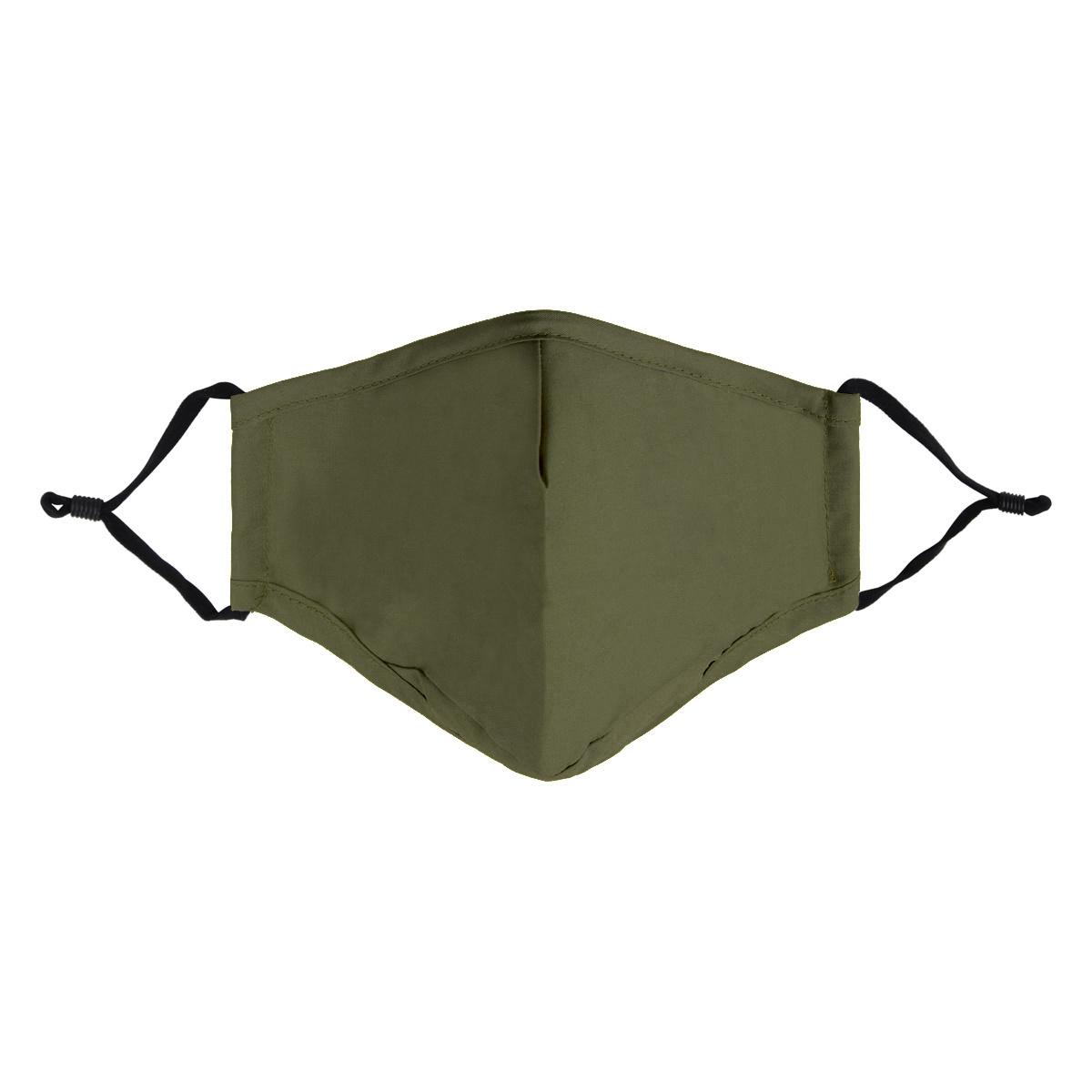 Mondkapje Fashion Army Green