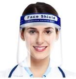 Gezichtsscherm * Spatmasker * Face Shield - Copy