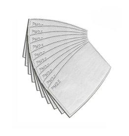 Filter (wegwerp) voor Mondkapje Fashion (10 stuks)
