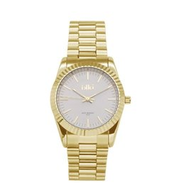 IKKI Horloge Bronx,  BX07, 32 mm , Gold