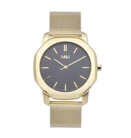 IKKI Horloge VANCE, VC03, 40mm, Gold