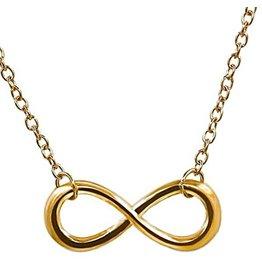 Enkelbandje Infinity Gold