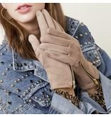 Dames Handschoenen  Let's Zip