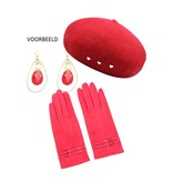 Baret Love Rules - Rood