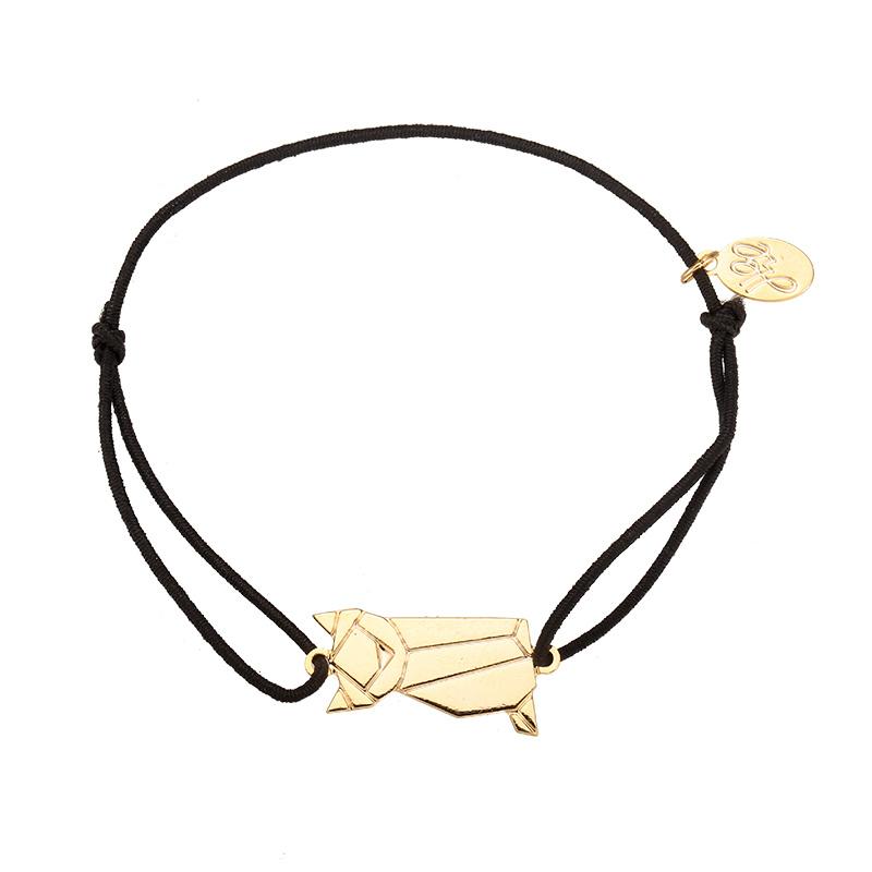 Armband Pussycat elastisch