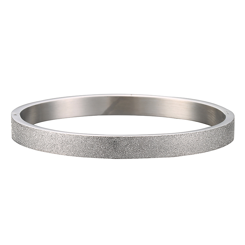 Armband Stainless Steel Silver Plated