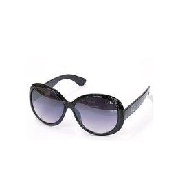 Vibes Dames zonnebril strass hartje