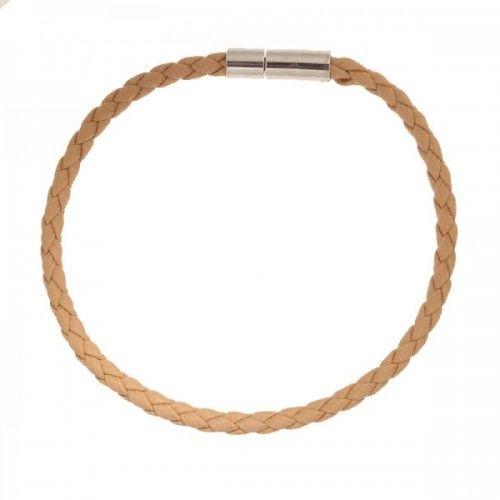 Armband Braided Taupé
