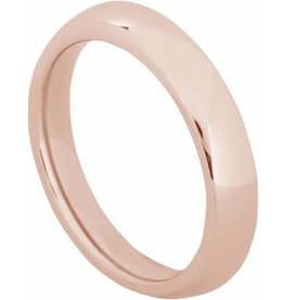 Ohlala Complement Round Rose