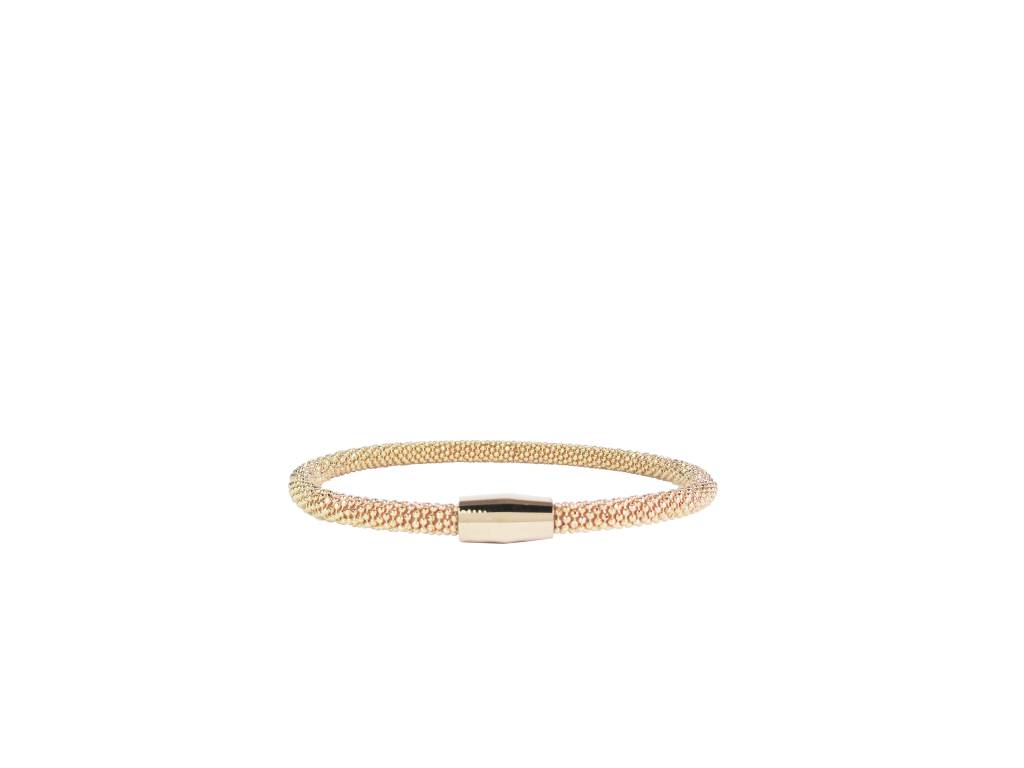 """B & L Armband """"Malmo"""" Rose - Stainless Steel 316L"""
